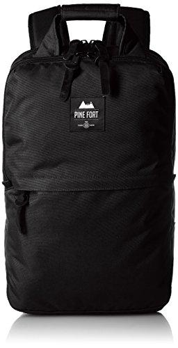 [パインフォート] リュック Brick Pack Solid PNF-000-161012 Black Black