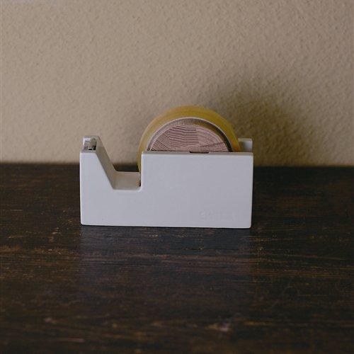 ふるさと割 倉敷意匠 営業 白磁テープカッターL