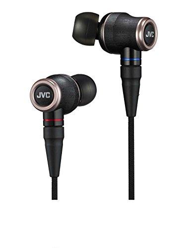 JVC HA-FW01 CLASS-S WOODシリーズ カナル型イヤホン リケーブル/ハイレゾ音源対応 HA-FW01
