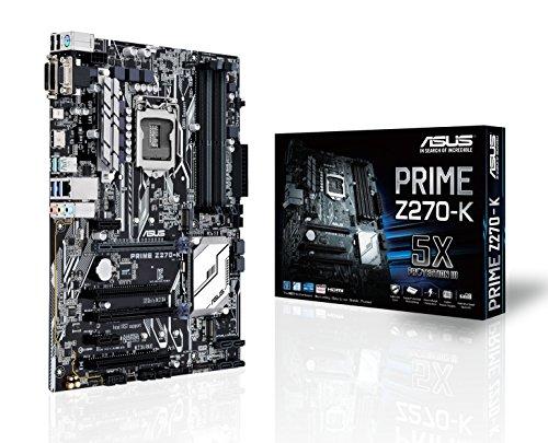 ASUSTeK Intel Z270搭載 マザーボード LGA1151対応 Z270-K 【ATX】