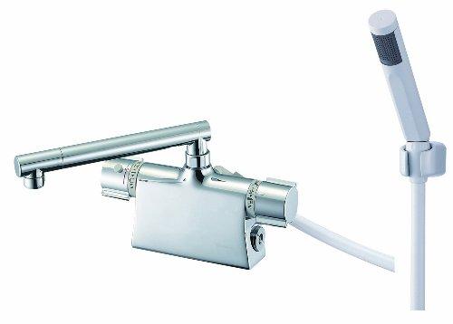 三栄水栓 【バス用混合栓】 サーモデッキシャワー混合栓 SK785D-13