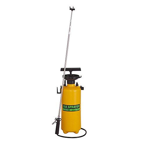 フルプラ ダイヤスプレー プレッシャー式噴霧器 2頭式伸縮ノズル 7L用 NO.7760