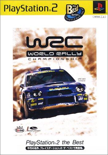 WRC~ワールド・ラリー・チャンピオンシップ~ PlayStation 2 the Best