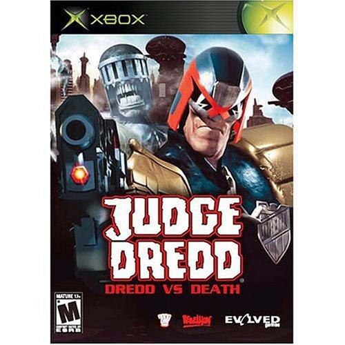 Judge Dredd: Dredd Vs Death / Game