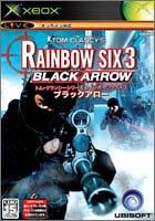 トム・クランシーシリーズ レインボーシックス3 ブラックアロー