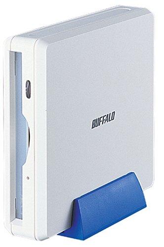 BUFFALO MO-CL640U2 USB2.0接続 ポータブルMOドライブ
