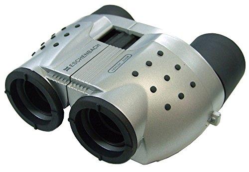ESCHENBACH 双眼鏡 ベクターズーム ポロプリズム式 倍率5倍~15倍 21口径 シルバー 4229-1