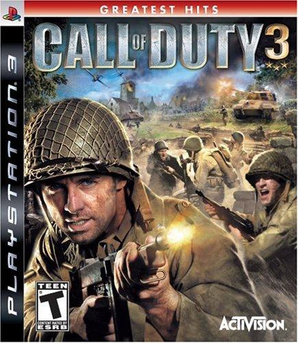 Call of Duty 3 (輸入版) - PS3