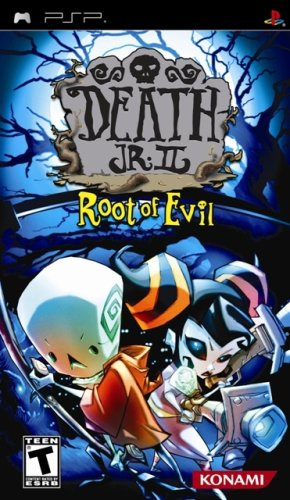 Death Jr 2: Root of Evil / Game