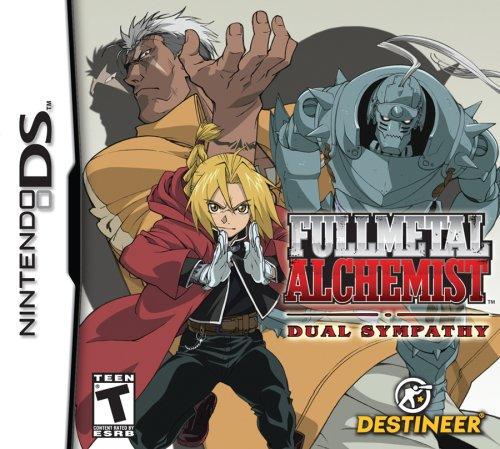 Fullmetal Alchemist: Dual Sympathy (輸入版)