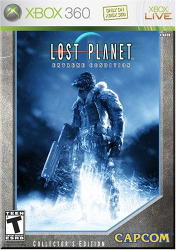 Lost Planet / Game