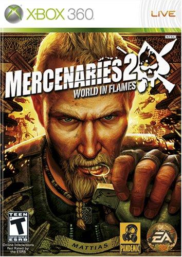 Mercenaries 2: World in Flames (輸入版)