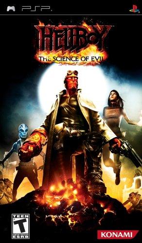 Hellboy: Science of Evil (輸入版:北米) PSP