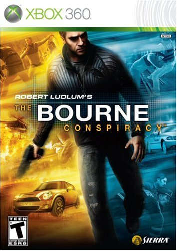 Robert Ludlum's The Bourne Conspiracy (輸入版:北米)