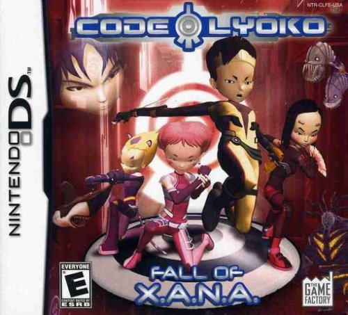 Code Lyoko: The Fall of X.A.N.A (輸入版)