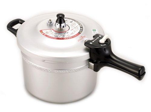 HOKUA(ホクア) リブロン 圧力鍋 5.5L