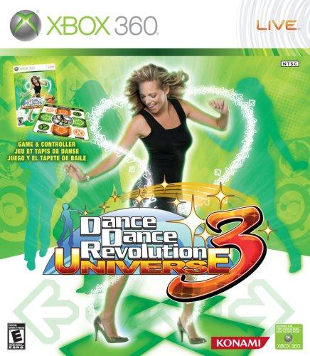 Dance Dance Revolution Universe 3 with Dance Mat (輸入版)