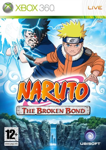 Naruto 2: Broken Bond (Xbox 360)