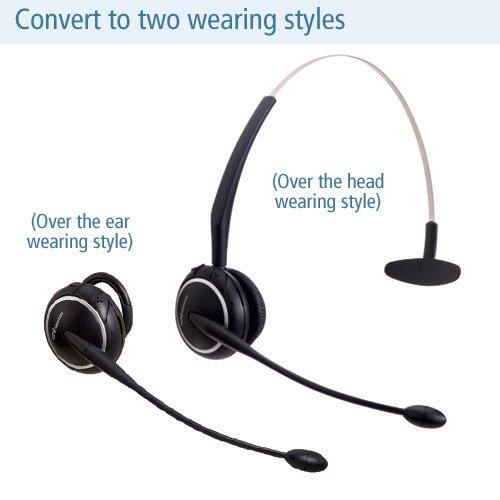 Jabra FlexBoom GN 9120 Wireless Telephone Headset (Without Base)