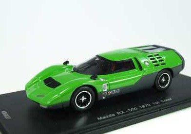 1/43 マツダ RX-500 1stカラー 1970 グリーン