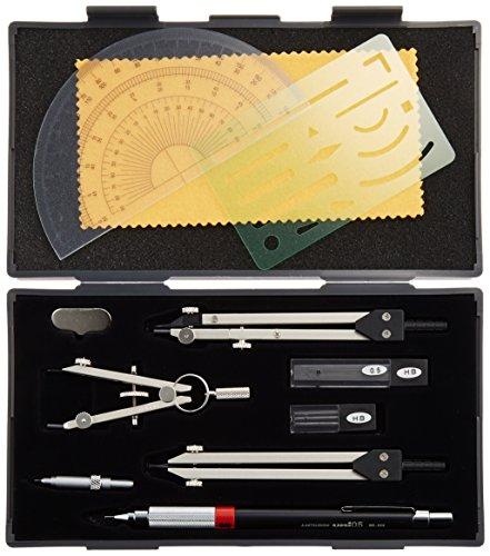 ウチダ KD型製図器 SK 10品組 010-0002