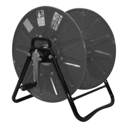 工進 ホース巻き取り機 ストロングリール SLY-100 径8.5ホース 100m巻き用 (完成品) DP-168