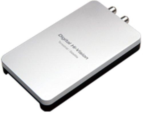 PIXELA MAC用 USB接続 地上/BS/CS 110度 3波 キャプチャーボード PIX-DT181-PU0