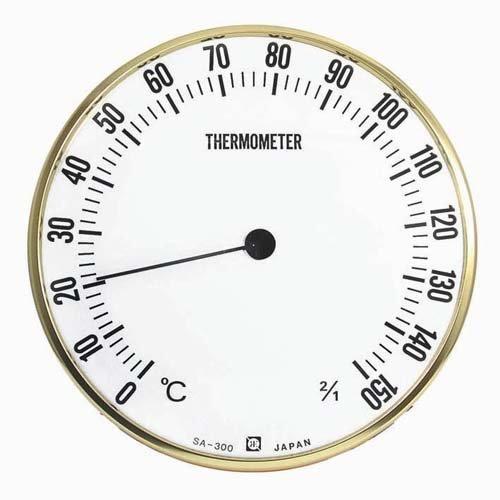 クレセル サウナ用温度計SA-300