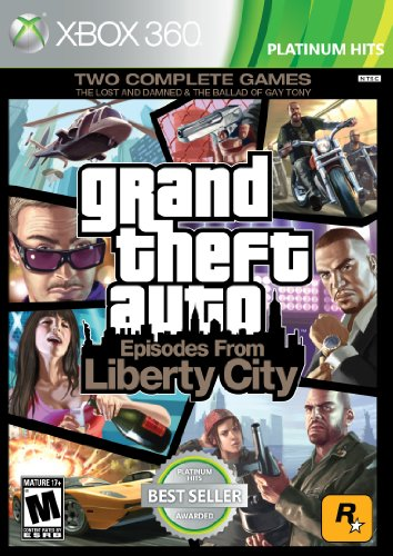 Grand Theft Auto :Episode from Liberty City (輸入版:北米・アジア)