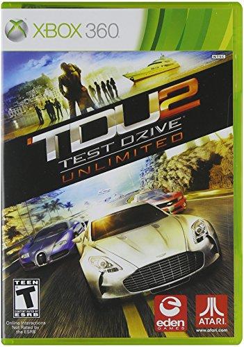 Test Drive Unlimited 2 (輸入版)