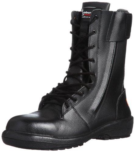 [ミドリ安全] 安全靴 長編上 RT731F 消防 P‐4 静電 RT731F 消防 P‐4 静電 ブラック(ブラック/28.0)
