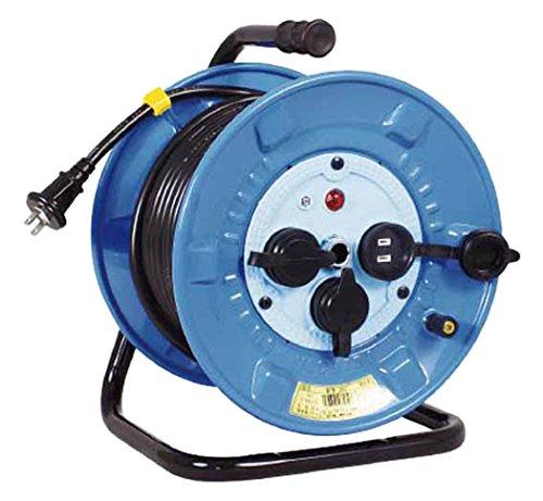 日動 電工ドラム 防雨防塵型100Vドラム 2芯 30m NPW303