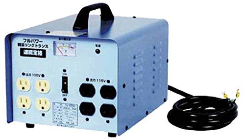 日動 変圧器 降圧専用トラパック 5KVA TB500D
