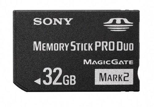 SONY メモリースティックPROデュオ 32GB MS-MT32G