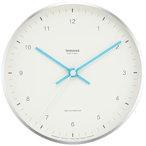 Lemnos MIZUIRO 電波時計 ホワイト LC07-06 WH[un]