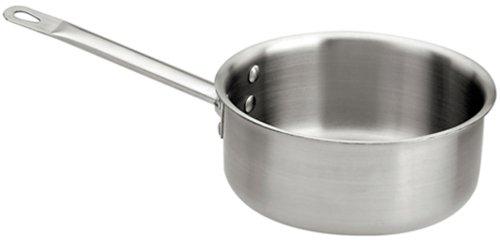 PADERNO(パデルノ) ステンレス 片手深型鍋 (蓋無) 16cm 1006-16