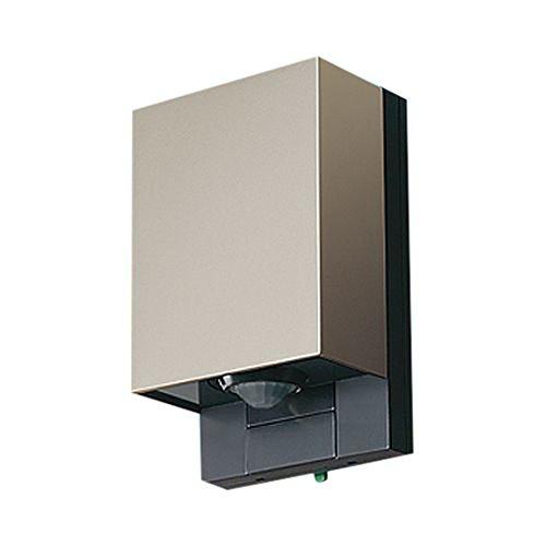 Panasonic 屋側壁取付スマート熱線センサ自動スイッチ(親器)シャンパンブロンス WTK34314Q