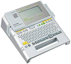 キングジム ラベルライター テプラPRO SR750[un]