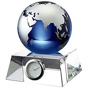 NARUMI(ナルミ) 時計 グラスワークス ブルーアース 高さ11cm GW1000-11051[un]