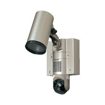 パナソニック(Panasonic) センサーライト付カメラ子器WQD用プラチ WQD843Y
