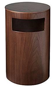サイトーウッド テーブル&ダストボックス ウォールナット 990WN 木製 WGM2601[un]