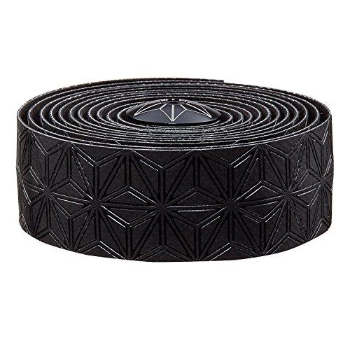 SUPACAZ(スパカズ)クッシュバーテープ ブラック(ブラックプラグ)[un]