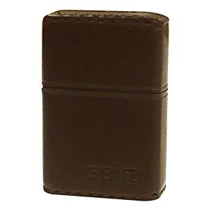 元林 灰皿・喫煙具 ブラウン 約4.0×1.5×6.0cm[un]