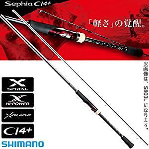 シマノ エギングロッド 17 セフィア CI4+ S803ML[un]