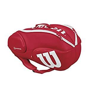 Wilson(ウイルソン) テニス バドミントン ラケットバッグ VANCOUVER 9 (バンクーバー9) ラケット9本収納可能[un]