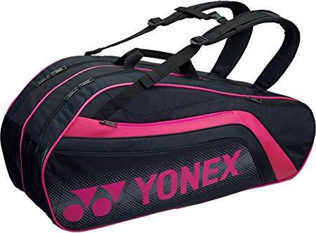 ヨネックス(YONEX) テニス ラケットバッグ6(リュック付) テニスラケット6本用 BAG1812R[un]