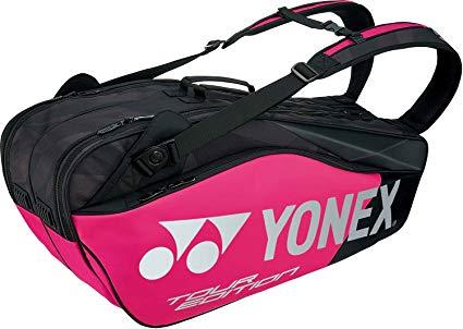 ヨネックス(YONEX) テニス バッグ ラケットバッグ6 (リュック付き・テニスラケット6本用) BAG1802R[un]