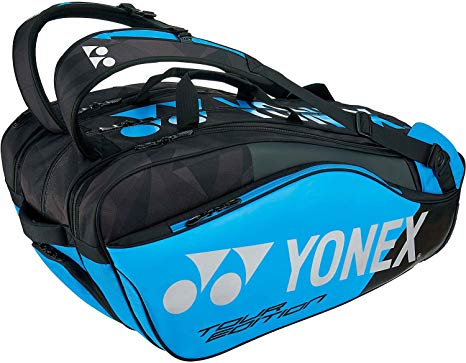 ヨネックス(YONEX) テニス バッグ ラケットバッグ9 (リュック付き・テニスラケット9本用) BAG1802N[un]
