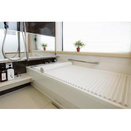イージーウェーブ風呂フタ 70×150cm用 ホワイト 4210o