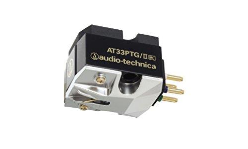 audio-technica MC型ステレオカートリッジ AT33PTG/2